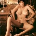Justine Greiner Miss Playboy février 1984
