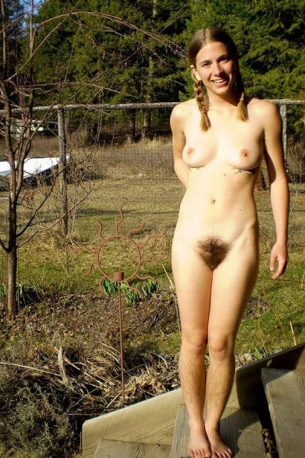 Chatte Rase - 2Folie le sexe en photo et video porno