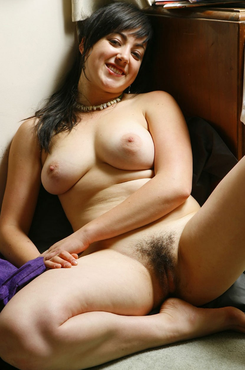 Bulgarian nudist girl