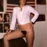 Susan, étudiante américaine velue de la foufe