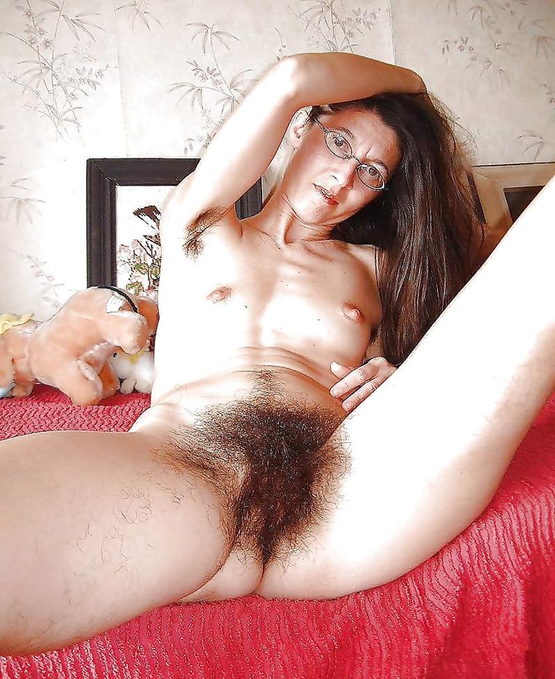 super hairy pale porn