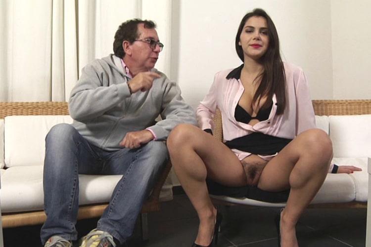 Valentina Nappi italienne poilue chez Jacquie et Michel 1