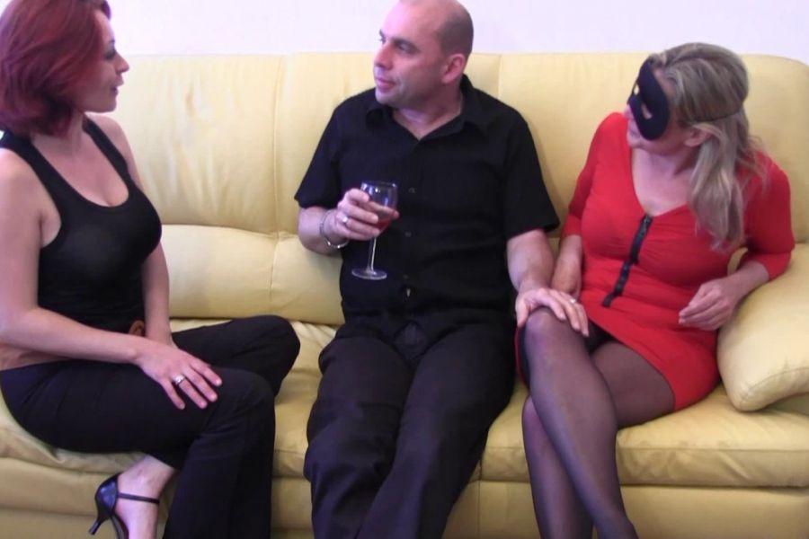Nathalie mature Toulon gangbang Jacquie et Michel 3